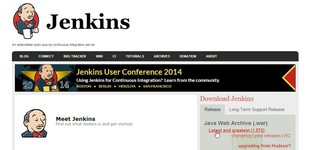 Jenkins_download